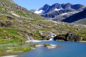 Norge runt på tre dagar; lite historia bakom