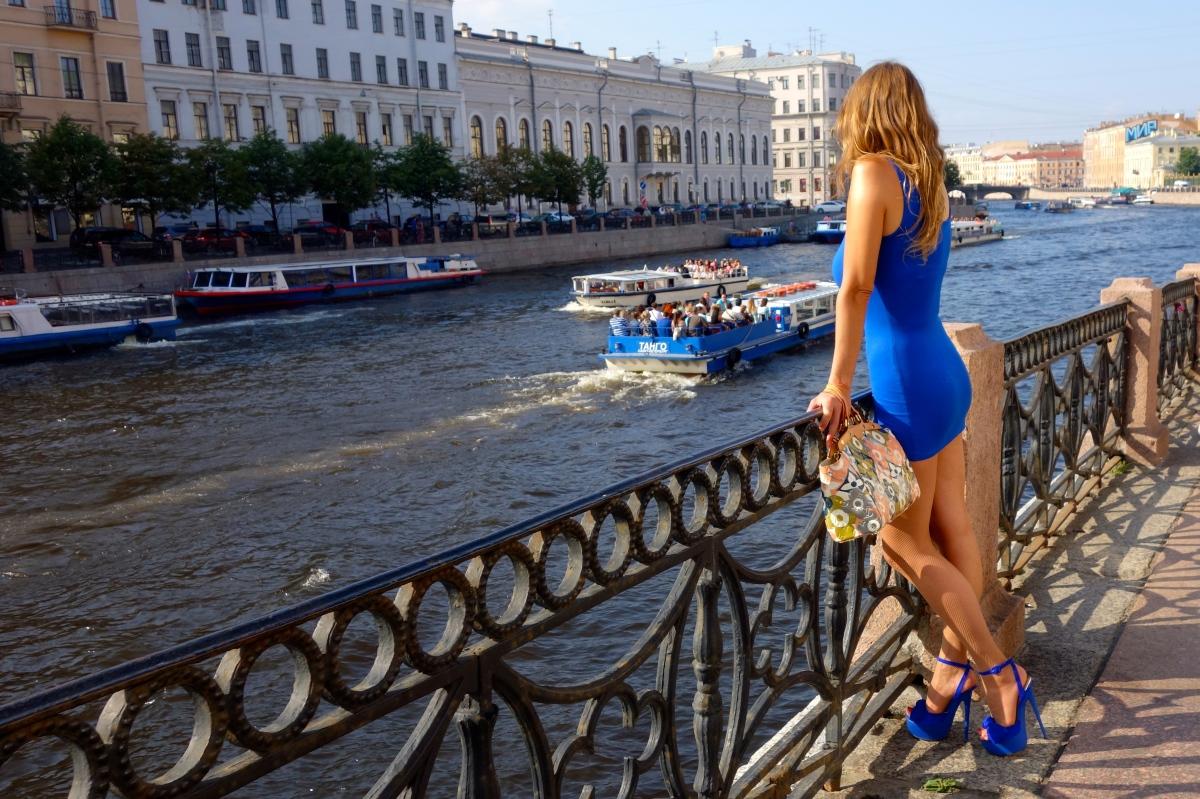 Människorna i St Petersburg