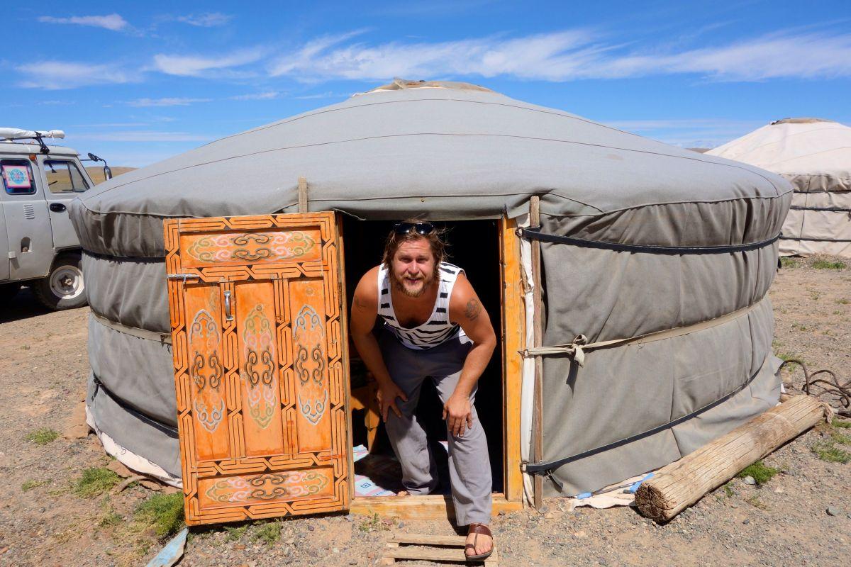 Mongoliet runt på 12 dagar (en försmak av vildmarken)
