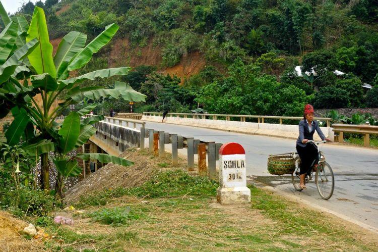 Skyltningen längs vägarna var ibland exemplarisk, andra gånger fruktansvärd.