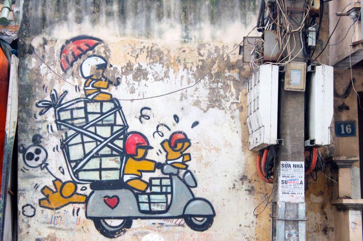 Tips och tricks i trafiken i Vietnam