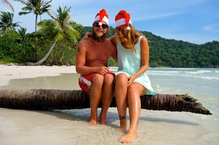 Julkort från paradiset (Sao Beach, Phu Quoc)