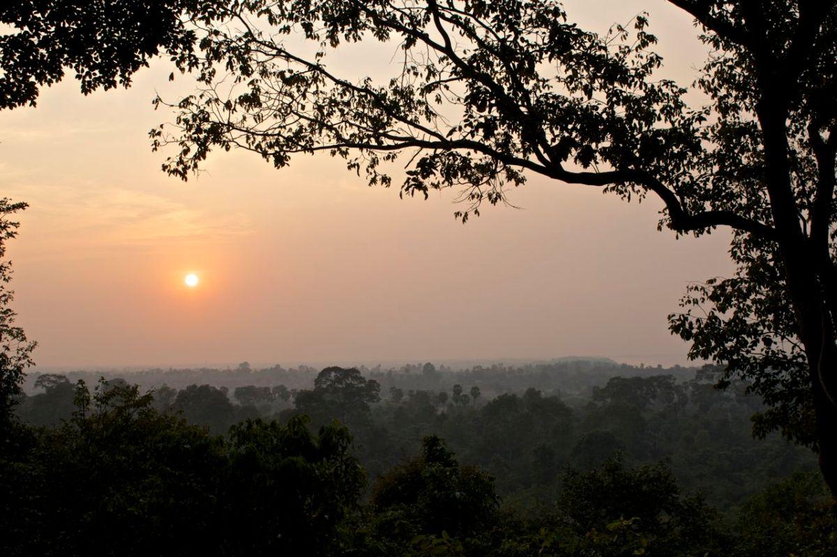 Så hittar du bästa platsen för solnedgång i Angkor