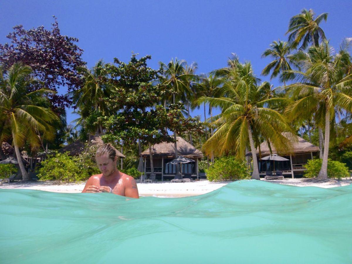 Lördagsnöje: utmana ödet med att snorkla i Shark Bay