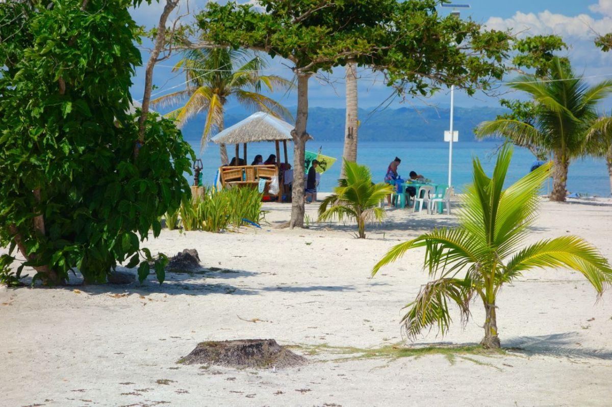 Vykortsvackra Calangaman Island