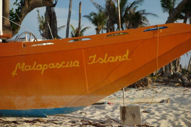 Malapascua Island är som bäst med båt. Särskilt norr om ön, där det inte är så många av dem.