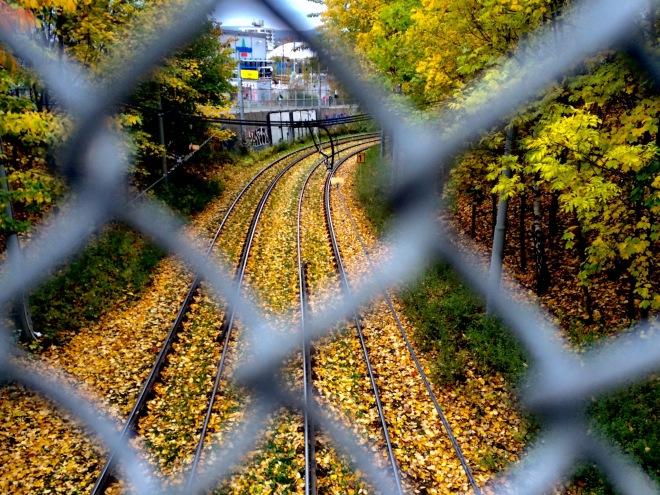 Tåget till Narnia kommer här! Eller tunnelbanan till Storo.