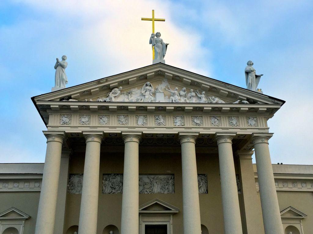 Katedralen.