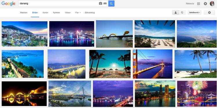 En bildgoogling på Danang ger en ganska bra bild av allt vackert som finns här.