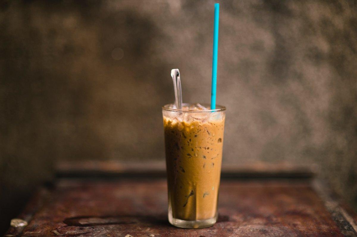 Vad är svart, tjockt och gott? Kaffet i Vietnam!