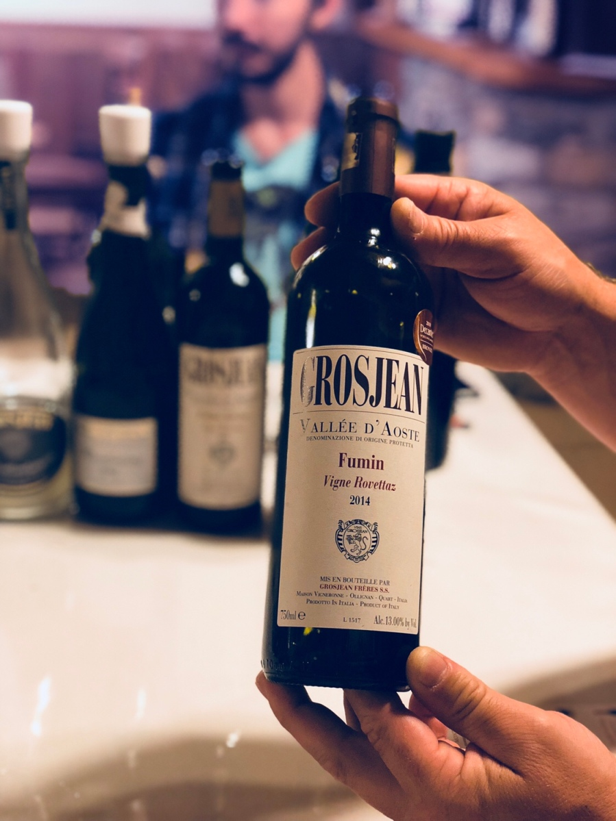 """After hike"" i Alperna betyder vin i världsklass"